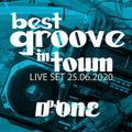 Best Groove in Town Live Set 25.06.2020 part 1