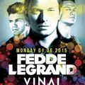 Unlocked Party 01-06-15 @ Fedde LeGrand & VINAI (Vincenzo Bonura B2b Roberto Tropea Opening Dj'Set)