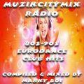 Marky Boi - Muzikcitymix Radio - 80s90s Eurodance Club Hits