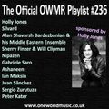 Playlist #236 Sponsored by Holly Jones