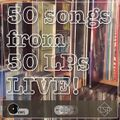 TSP LIVE: 50 songs from 50 LPs