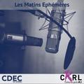 Les matins éphémères - La CDEC présente Evolution Design