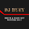 Dj Buey - Drum & Bass Set - Winter 2017