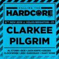 DJ Keezee LIVE recording - Calling The Hardcore #007 @Volks 08/11/19 (Hardcore Breaks Vinyl Set)