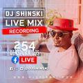 Live at 254 Diaspora Djs Facebook Group (Afrobeats, Bongo, Genge, Lingala, Reggae, Afrohouse)