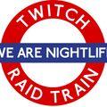 We Are Nightlife Raid Train 001 - Intro to World Asian Beats!!