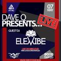 Dave Q Presents... LIVE with Ele Vibe - 7th May 2021