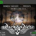 Akrog @ Dark Soldiers - Gendemik streaming 22/01/2014