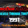 ComicsOnline Pirate Radio - Travels Through Time - 1991