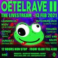 GSPACE Oetelrave 2021 - FIRST HOUR VINYL - SECOND HOUR DIGITAL