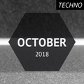 Simonic - October 2018 Techno Mix