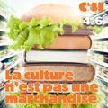 La culture n'est pas une marchandise - Le square Viger (18 juin 2015)