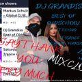 Dj Grandiss Back to Oldschool Live Mix