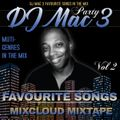 Dj Mac 3 Favourite Songs Vol 2
