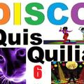 Disco Quisquilia 6° is a completely different mix from the others full of synchro and inserts ^ _ ^