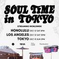Soul Time in Tokyo 2020: Roger Bong & Oliver Seguin (Honolulu)