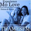More Love w/ Rosie G & Donna D 28/10/19 Thames FM