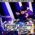 Da Biggest Bangers Autumn Edition 2017 Mixed By DJ Drizz