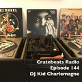 Cratebeats Radio Episode 144 - A Juneteenth Jubilee!