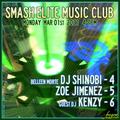 Kenzy Electronica SMASH Elite Guest Set 03.01.2021