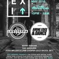 2016.05.01 - Amine Edge & DANCE @ Exit - The Garage, Liverpool, UK