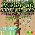 Lockdown Sound System Session Part 2 - Roots Of Joy ° Neighbor's Family ° Mawga Jo