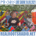 Real Roots Radio Live Show 24/09/2021