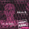 Absolut Soul Show /// 14.7.2021 on SOULPOWERfm