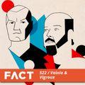 FACT mix 522 - Vainio & Vigroux (Nov '15)