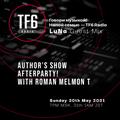Author's Show Speak music! 2021 Guest LuNa with Roman MelmonT on TF6 Radio