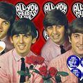 Love and Romance on Anna Frawley's Beatle Show on Radio Wnet.