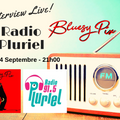 Interview Live - Bluesy Pix - Radio Pluriel 24.09.2019