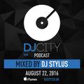 @DjStylusUK - Nothin' But The Hits 036 - DJ City UK Podcast