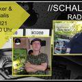 Braincracker + Q.A. Medialis @ Schallwurm 2021_04_24 > Radio Corax (Ohne Mod.)