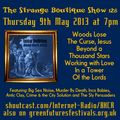 The Strange Boutique Show 128