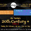 20th Century Plus on Phonic FM - Show 8