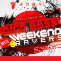 DJ Shimamura & DJ Noriken @ KICKBASS meets WEEKEND RAVERS HARDCORE mix