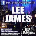 Secret Sub Rosa at Willowman Festival 2018........... Lee James