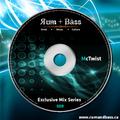 McTwist - The Rum + Bass Show - Exclusive Mix Series 009 - www.rumandbass.ca
