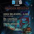 BTS Presents: David Aragón djmix @ Siroco Madrid - September 2015