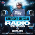 STRAIGHT OFFICIALRADIO #FLEETDJSAPP -MONDAY 8PM EST:A mixshow with plenty of hand-picked new hiphop