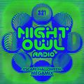 Night Owl Radio 321 ft. Escape Halloween 2021 Mega-Mix