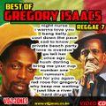 VDJ JONES-BEST OF GREGORY ISAACS-REGGAE 7