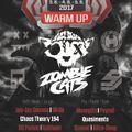 Jay-Jay Gouvéa (DJ-Set) @ Let It Roll Warm-Up w/ Zombie Cats (2017)