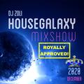 Dj Zoli - HouseGalaxy MixshoW 2020 December
