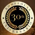 ROMPEOLAS PUB // 30 ANIVERSARIO-2ª PARTE (Dj Pepe Marín)