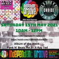 Independent Groove #155 May 2021