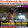 Rapattack Sound System - MIDWEEK special (Tuesday 7th July 20)