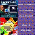 TR1 radio Backstage Show #17 with Steve Smith of Stage Parades - 31st October 2020