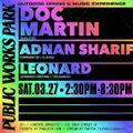 Doc Martin @ Public Works Park, San Francisco CA- March 27, 2021